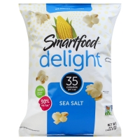 Smartfood delight Popcorn Sea Salt