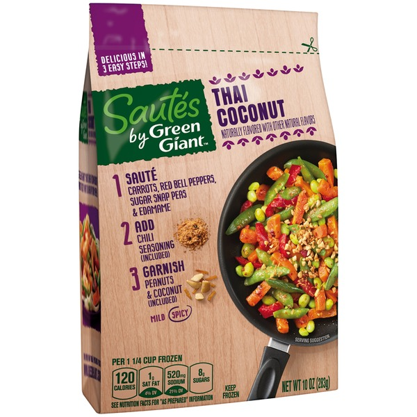 Green Giant Thai Coconut Sautes