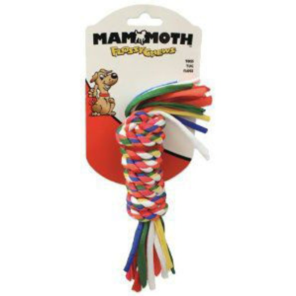 Mammoth Small Flossy Chews Cloth Rope Bar
