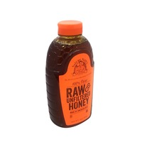 North Dallas Honey Co. Nature Nate's 100% Pure Raw & Unfiltered Honey
