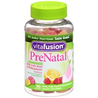 VitaFusion DHA, Folic Acid & Multivitamin Gummies Prenatal Dietary Supplement