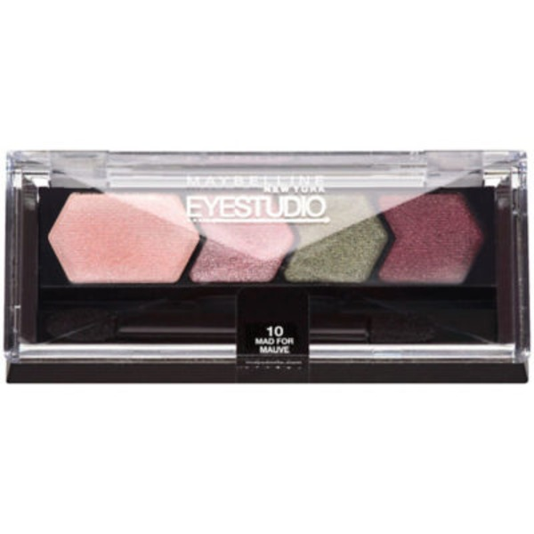 Eye Studio® Color Plush® Mad For Mauve Silk Eyeshadow Quad