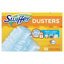 Swiffer 180 Dusters Multi Surface Refills, with Febreze Lavender & Vanilla scent, 10 Count