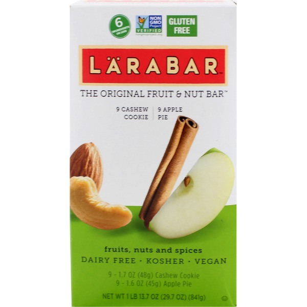 Larabar Cashew Cookie & Apple Bar