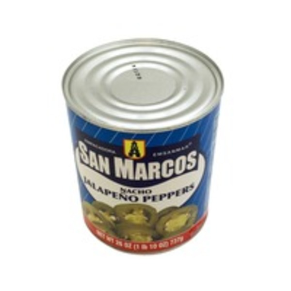 San Marcos Japapeno Peppers, Nacho
