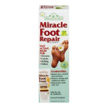 Miracle Foot Repair With 60% Ultra Aloe, 8.0 OZ
