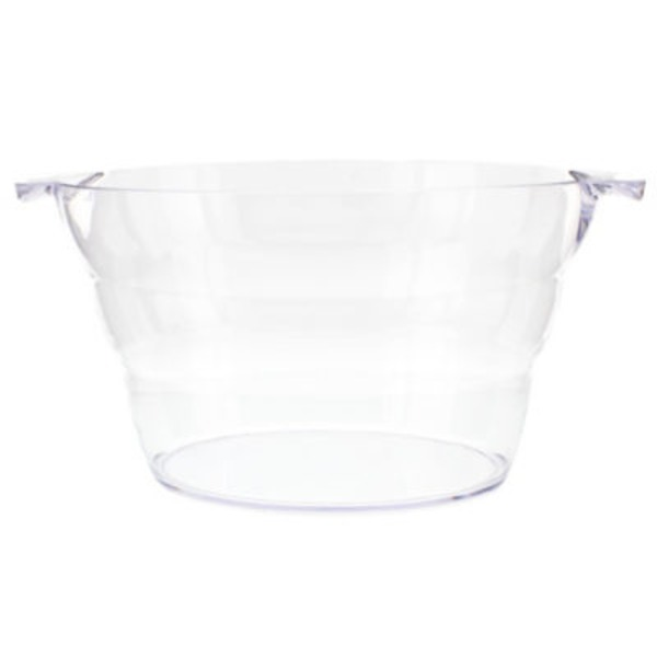 Felli Acrylic Oval Party Tub