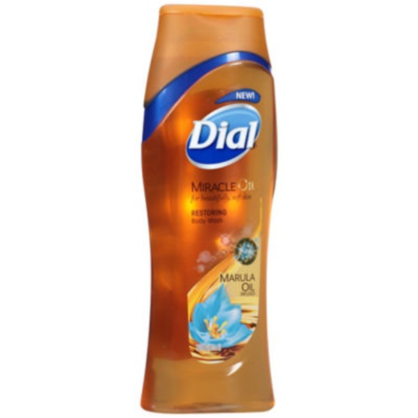 Dial Body Wash, Restoring, Marula Oil Infused