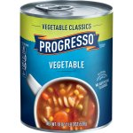 Progresso Soup, Vegetable Classics, Vegetable Soup, 19 oz Can, 19.0 OZ