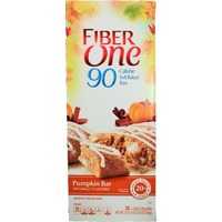 Fiber One Pumpkin Bar Limited Edition Baked Bars