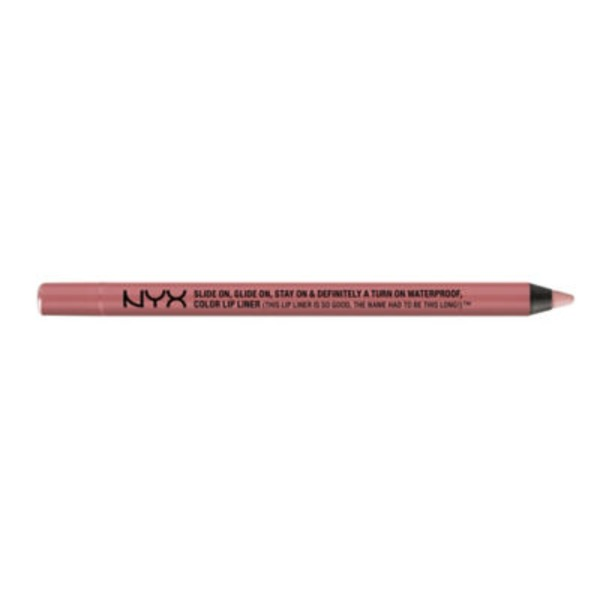 NYX Nude Suede Shoes Slide-On Lip Pencil
