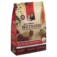 Rachael Ray Nutrish With Real Beef & Brown Rice Dog Food