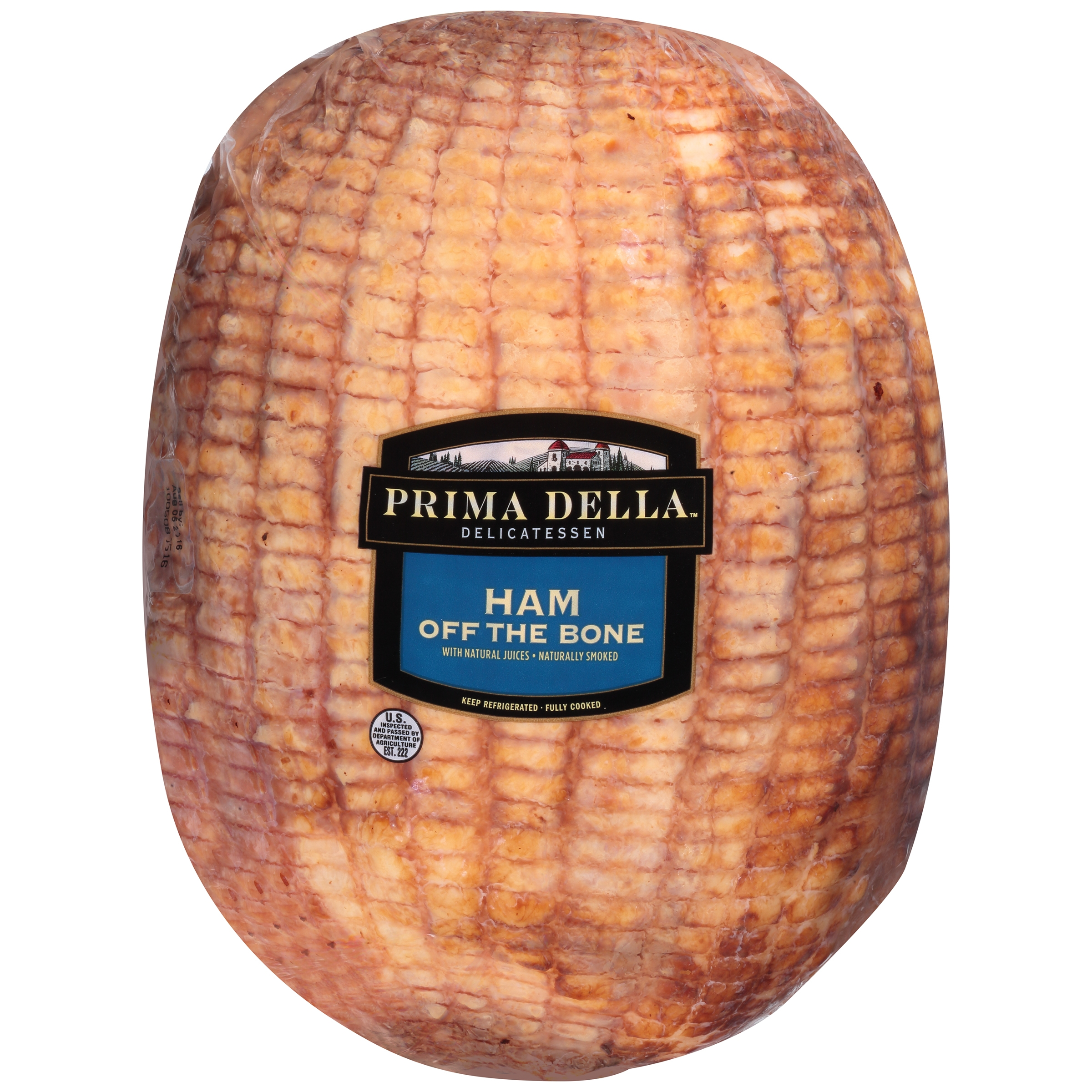 Prima Della Off The Bone Ham Deli Sliced
