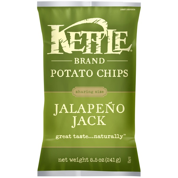 Kettle Brand® Jalapeno Jack Potato Chips