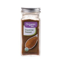 Great Value Organic Cayenne Pepper, 1.6 oz
