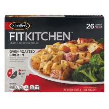 Stouffer's Fit Kitchen Oven Roasted Chicken, 13.25 OZ