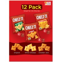 Cheez-It Variety Pack Baked Snack Crackers