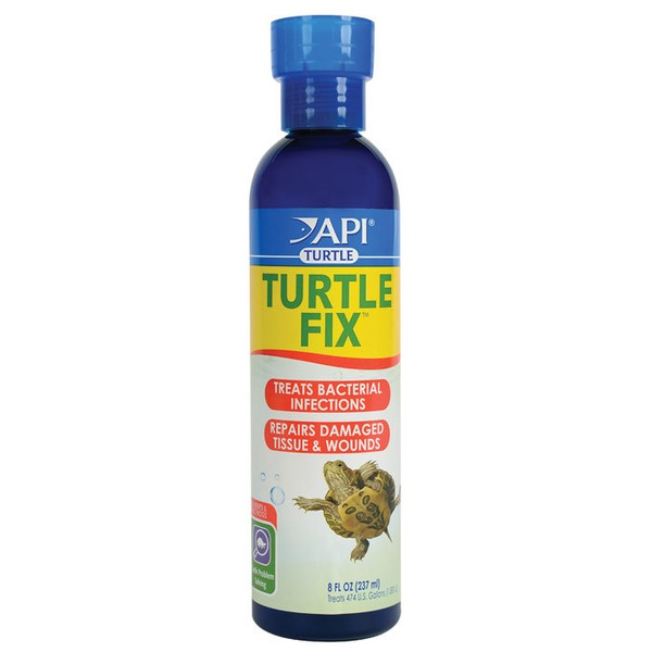 API Turtle Fix Treats Bacterial Infections Repairs Damaged Tissue & Wounds