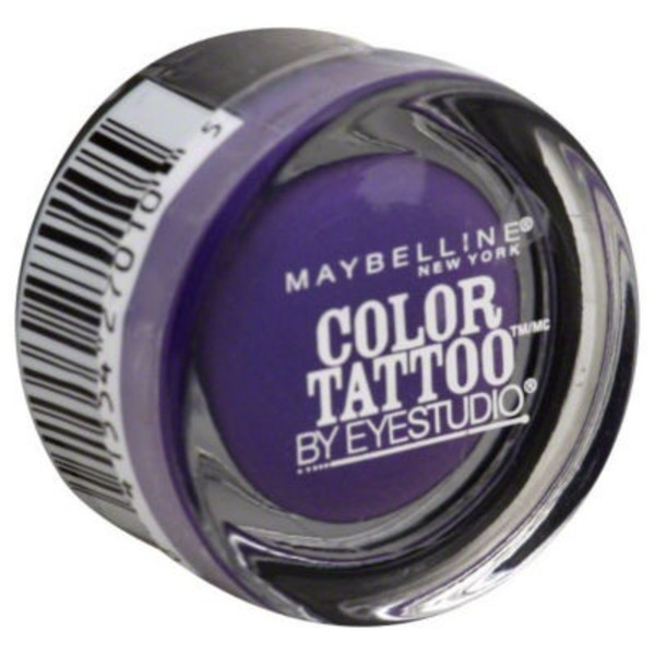 Eye Studio® Color Tattoo® Painted Purple 24HR Cream Gel Eyeshadow
