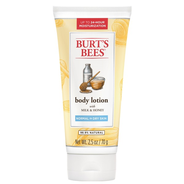 Burt's Bees Milk & Honey Body Lotion