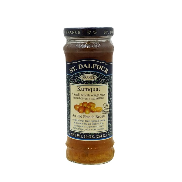 St. Dalfour Deluxe Kumquat Fruit Spread