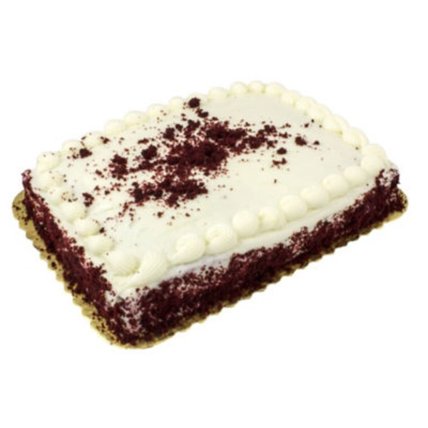H-E-B Red Velvet Cake With Cream Cheese Icing