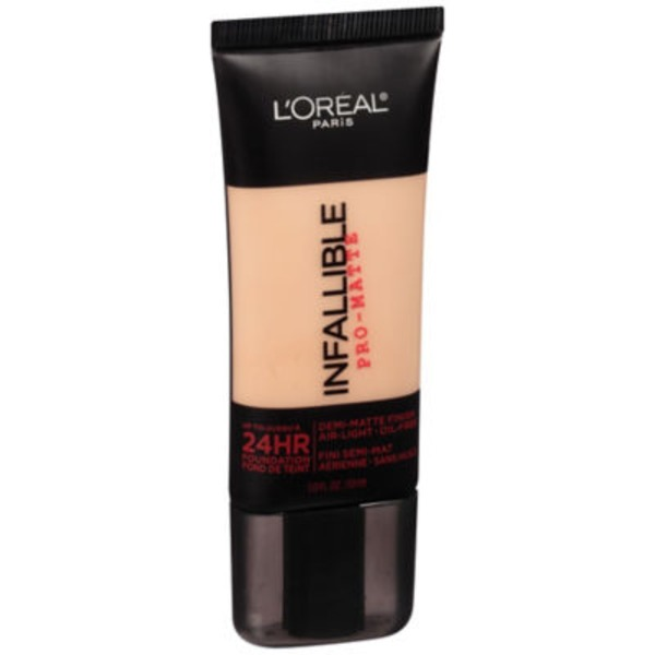 Infallible Pro-Matte 104 Golden Beige Foundation