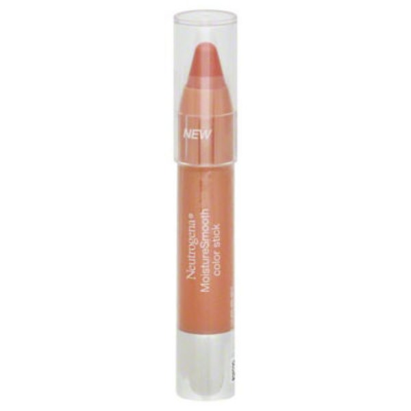Neutrogena® Moisture Smooth Color Stick Juicy Peach Posted 4/1/2013 Moisture Smooth