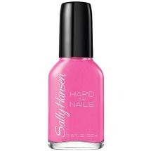 Sally Hansen Hard As Nails Nail Polish, 250 Rock Me Baby, 0.45 fl oz