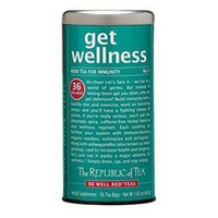 The Republic of Tea Get Wellness Herb Tea For Immunity No. 11