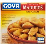 Goya Maduros Ripe Plantains, 40oz