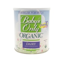Baby's Only Organic Dairy Iron-Fortified Toddler Formula