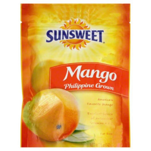 Sunsweet Pacific Tropicals Philippine Mango