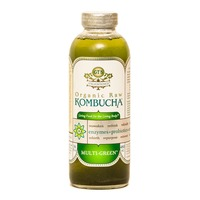 GT's Enlightened Organic Raw Kombucha, Multi-Green