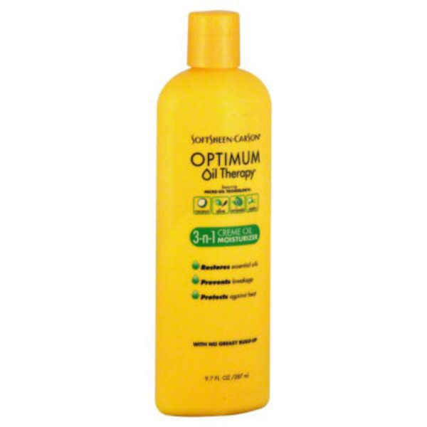 Optimum Care 3 N 1 Cream Oil Moisturizer Oil Therapy