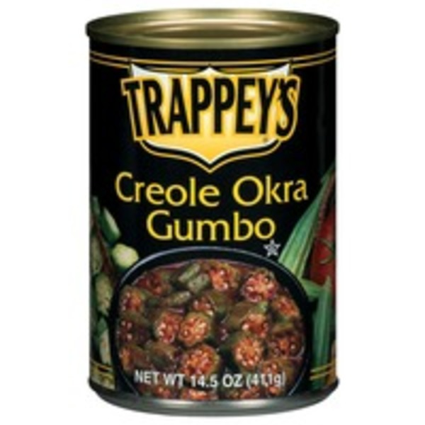 Trappey's Creole Gumbo Okra