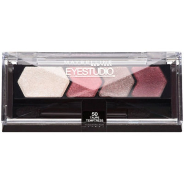 Eye Studio® Color Plush® Taupe Temptress Silk Eyeshadow Quad