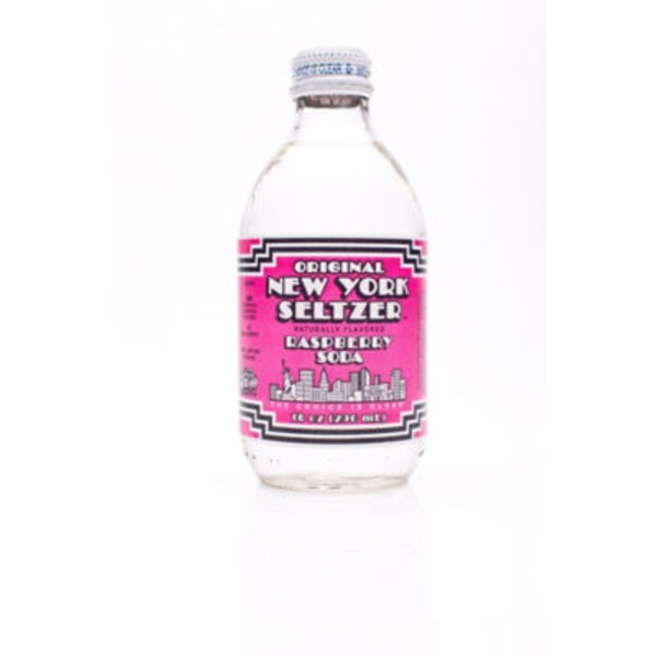 Original New York Seltzer Raspberry Seltzer