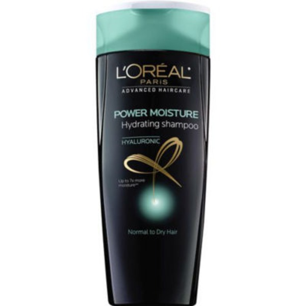 Loreal Shampoo, Hydrating, Power Moisture