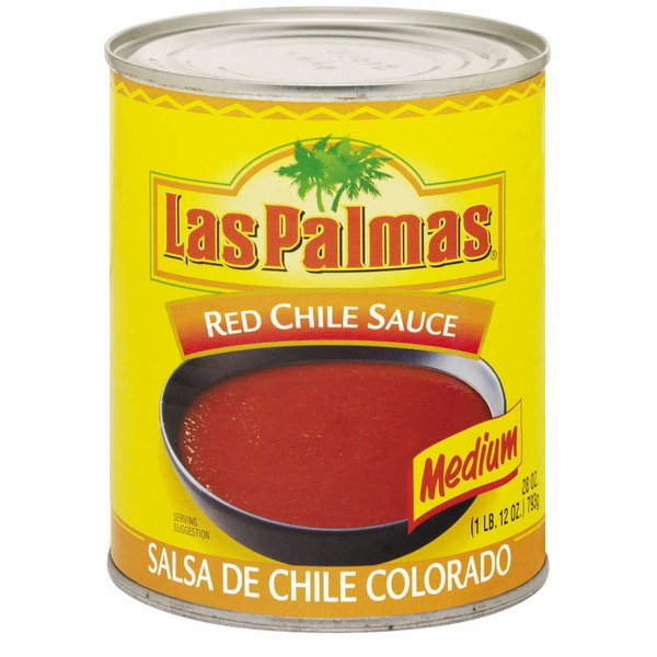 Las Palmas Medium Red Chile Sauce