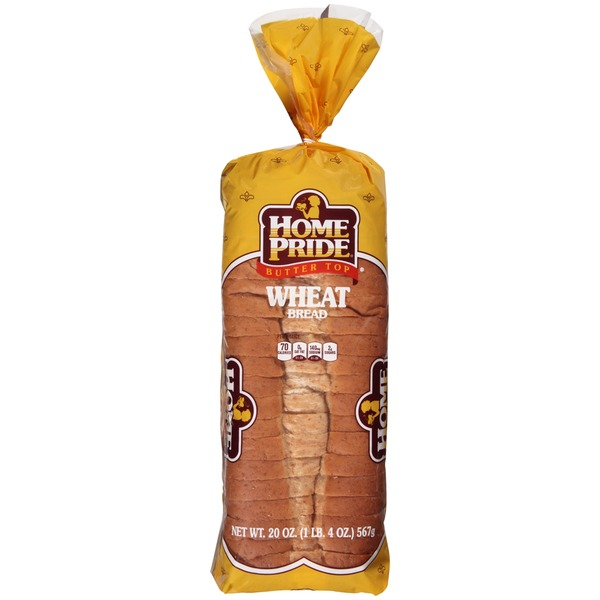 Home Pride Butter Top Wheat Bread