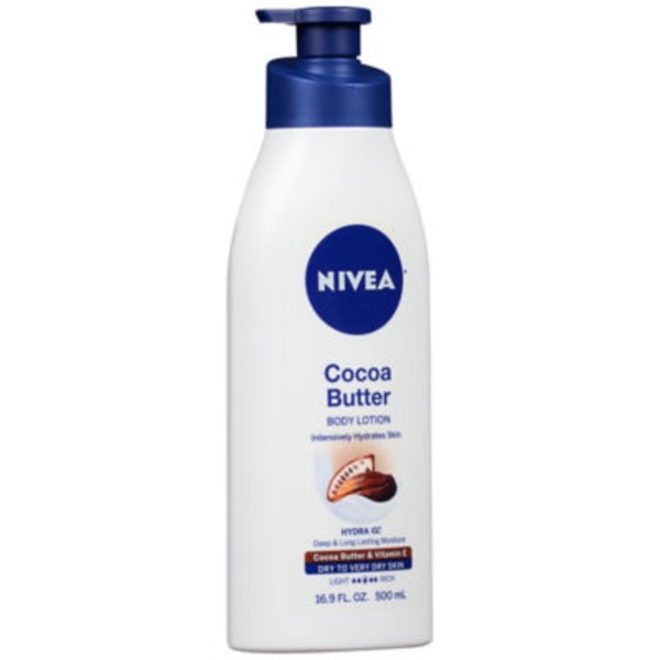 Nivea Cocoa Butter Body Lotion