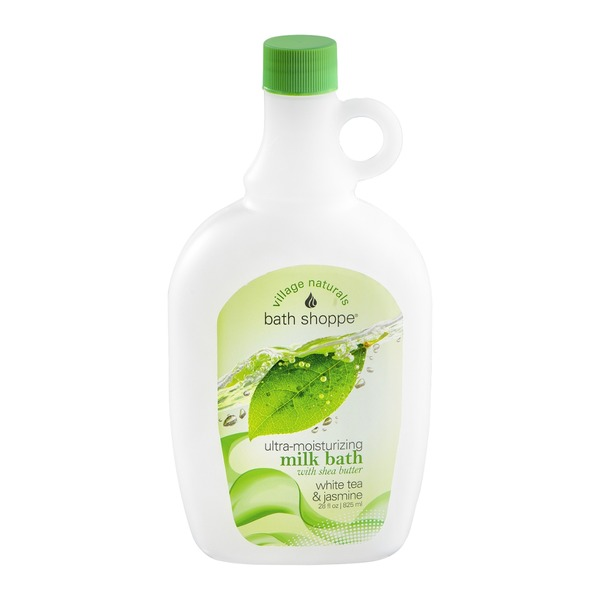 Village Naturals Bath Shoppe Milk Bath