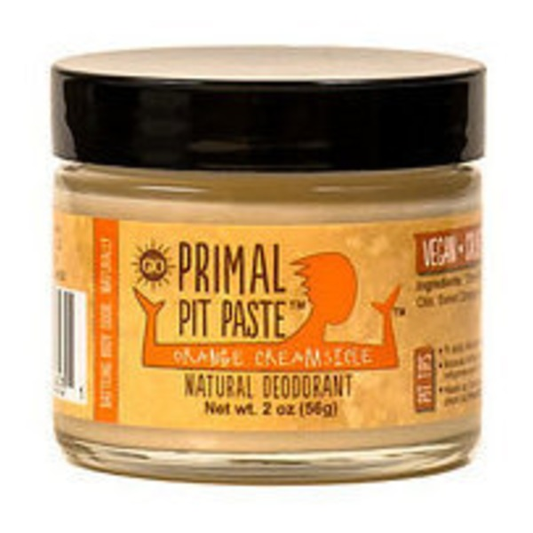 Primal Pit Paste Creamsicle Natural Deodorant