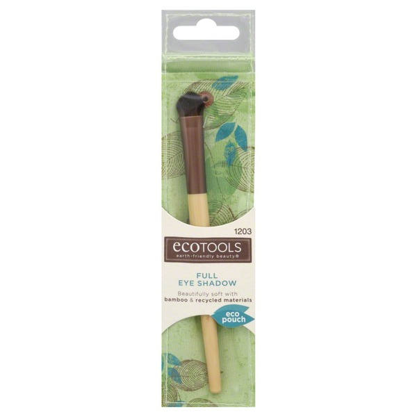 EcoTools Eye Shadow Brush, Full 1203