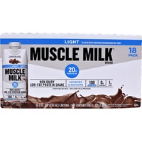 Muscle Milk Protein Shake, Weight Loss, Chocolate