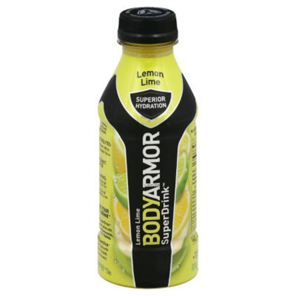 Body Armor SuperDrink, Lemon Lime