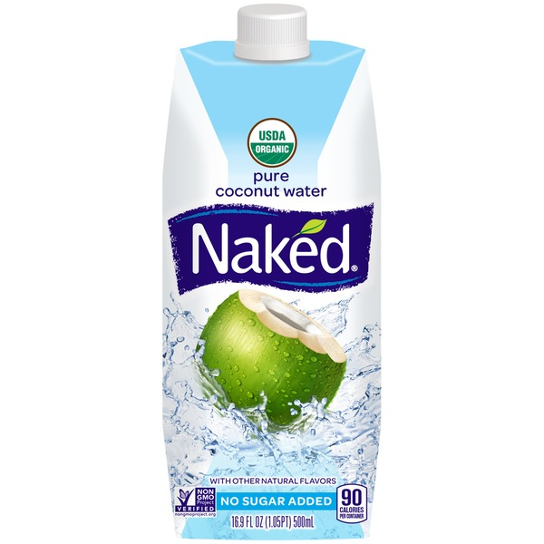 Naked Juice Pure Coconut Water