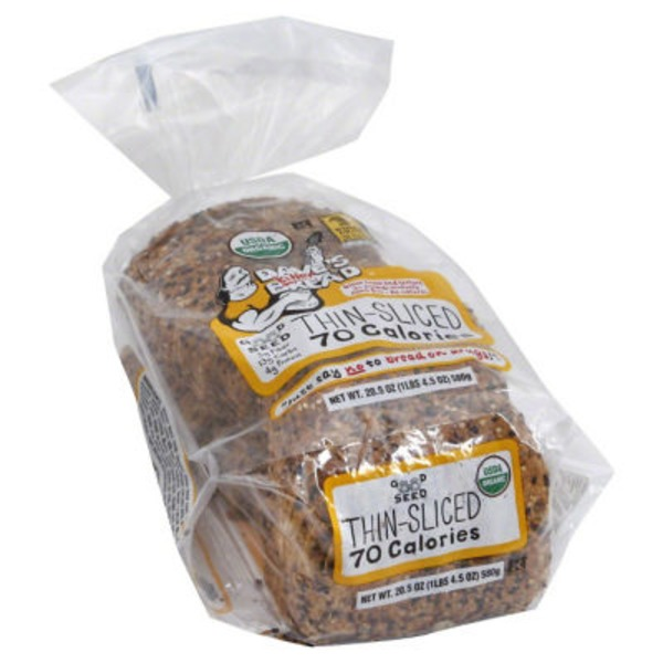 Dave's Killer Bread Good Seed Thin-Sliced Organic Bread Bread