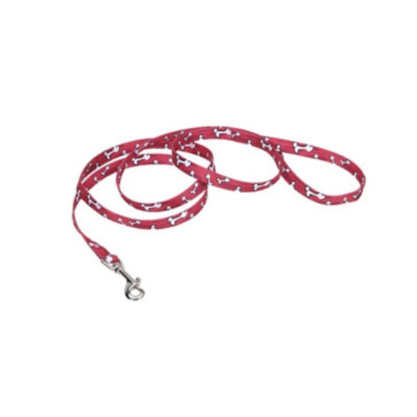 Alliance Red Bones Dog Leash